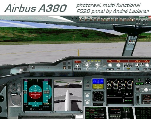 A380-panel
