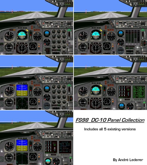DC-10panelcollection