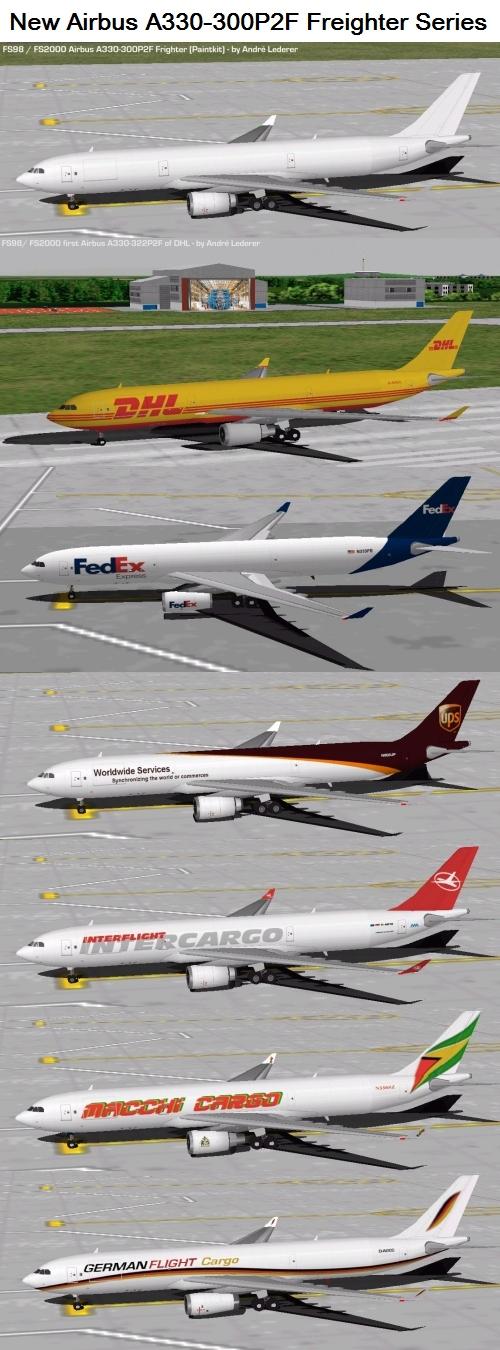 A330-300P2F